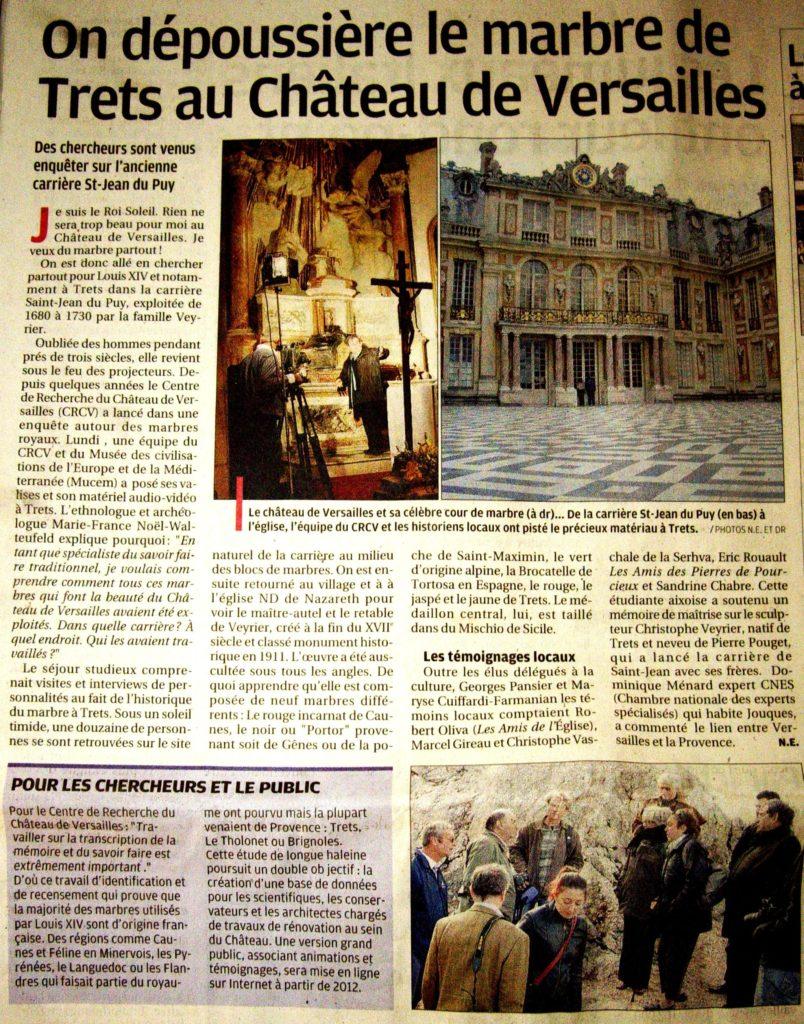 2010.10.14 - La Provence Versailles